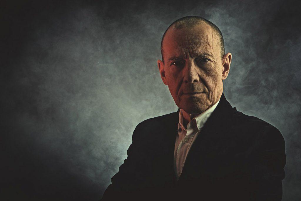 Portrait de Henri par Idan Wizen