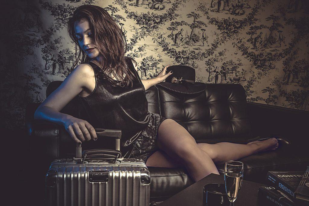 Photographie de Mode par Idan WIzen