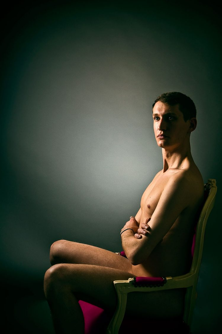 H0141 - Le studieux by Idan Wizen