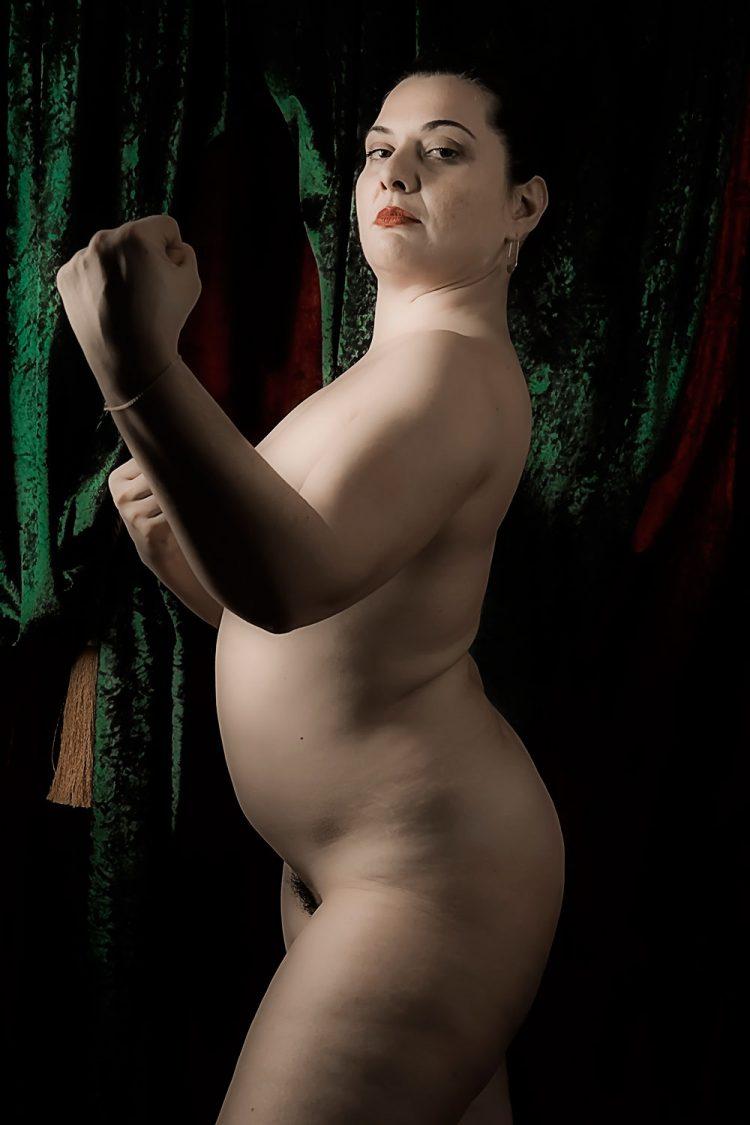 F0446 - Bellatrix by Idan Wizen