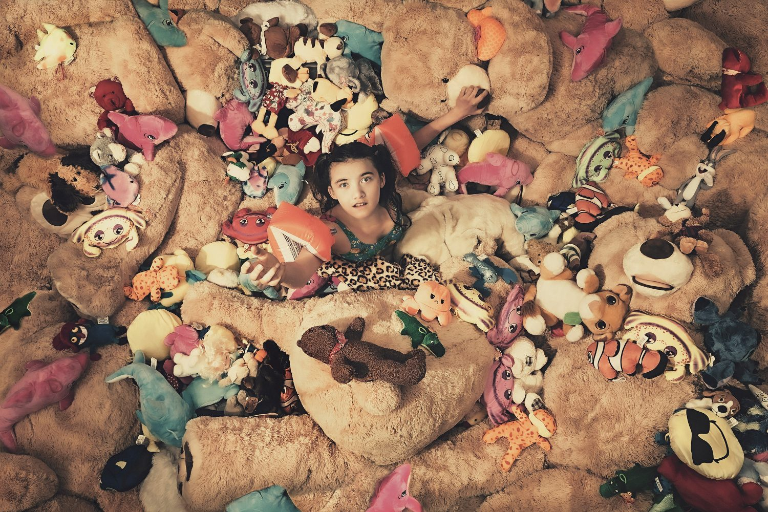 The drowning of consumption, teddy bear sauce - Hinders